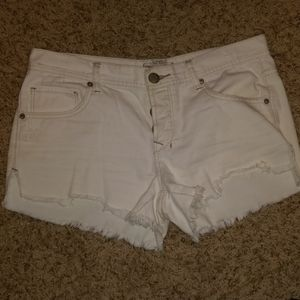Free People Fenum Shorts